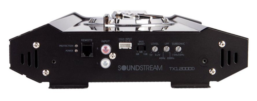 TX1.2000D�Soundstream TX1.2000D 2000 Watt Tarantula Car Audio Amplifier