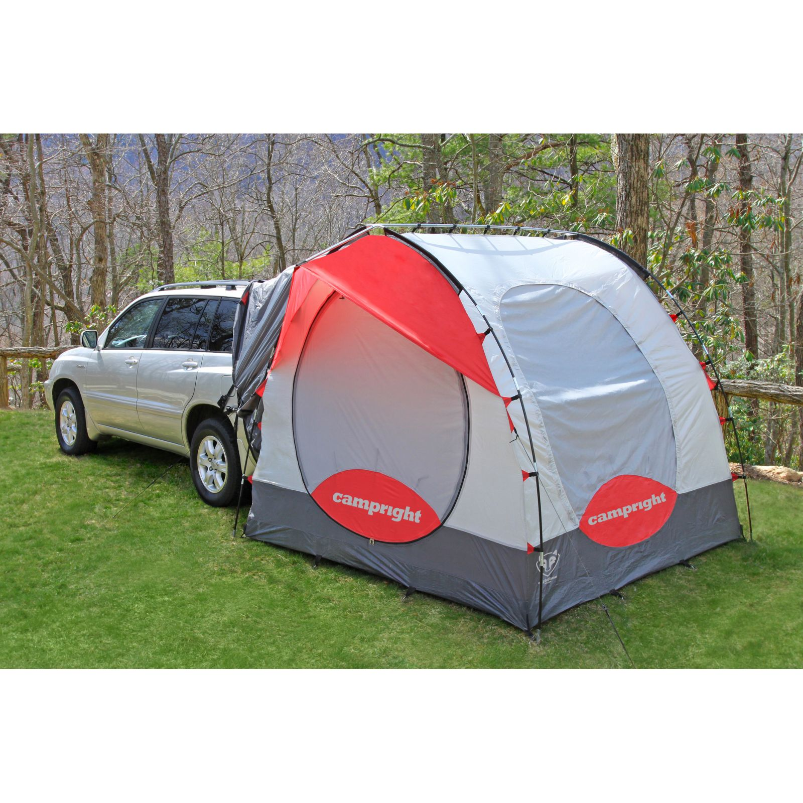 Rightline Gear Campright 110905 Suv Camping Tent