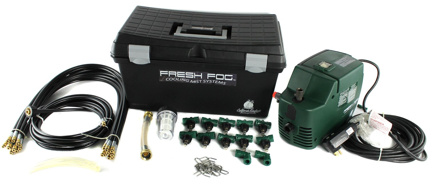 Fresh Fog 80042 Electric Outdoor Cooling Misting System