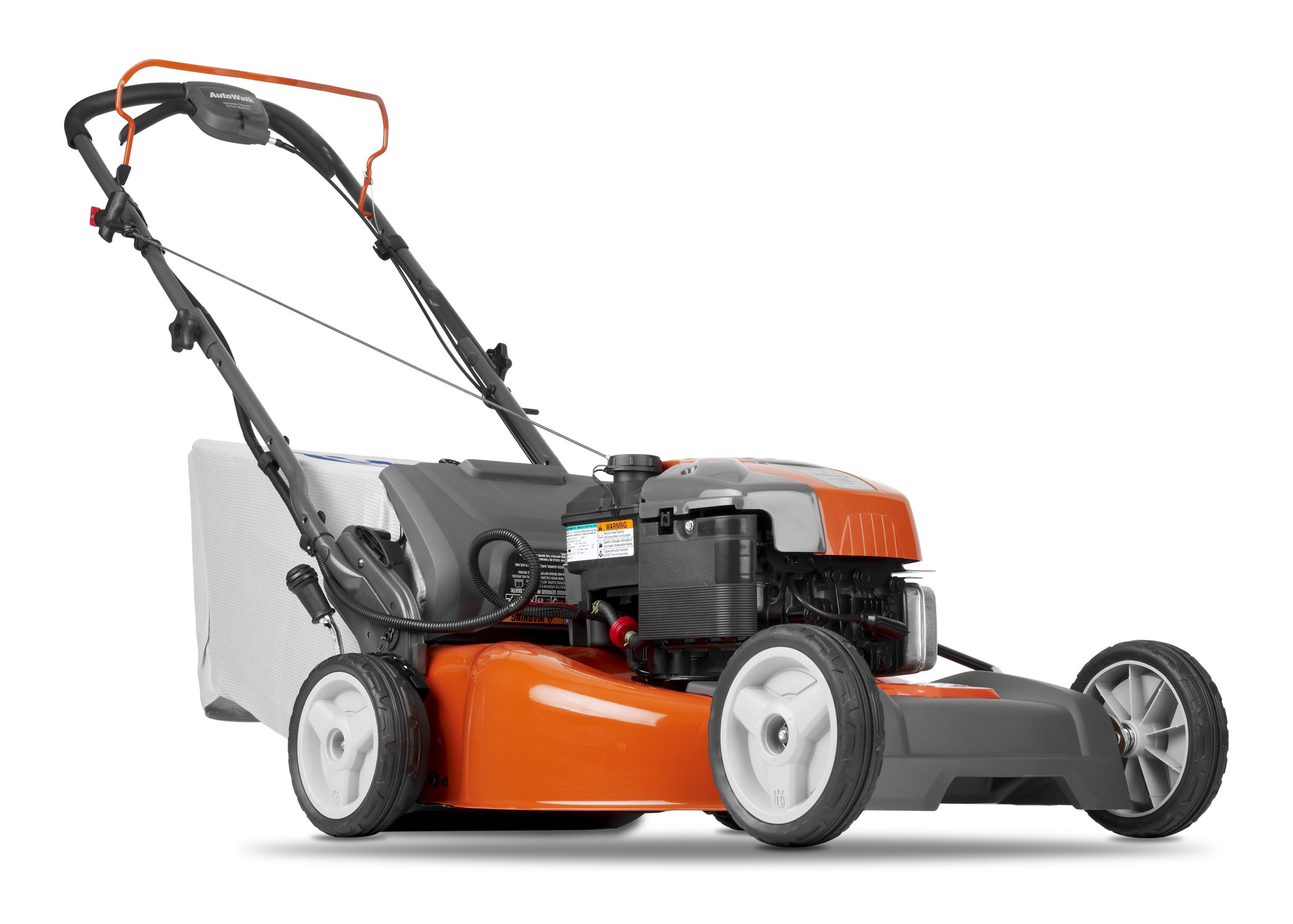 "Husqvarna 175cc Self Propelled 22"" Lawn Mower 