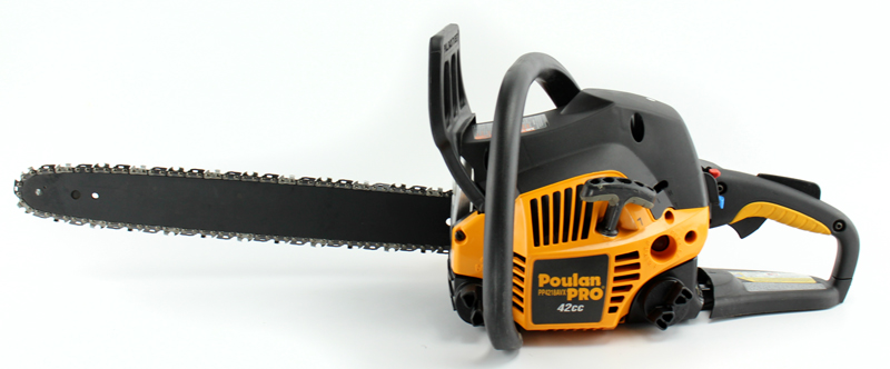 Poulan Pro PP4218A 18-Inch 42CC 2 Cycle Gas Powered Chain Saw (Refurbished)