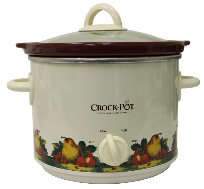 SCR300-R-NP�Crock Pot 3-Quart Slow Cooker | SCR300-R