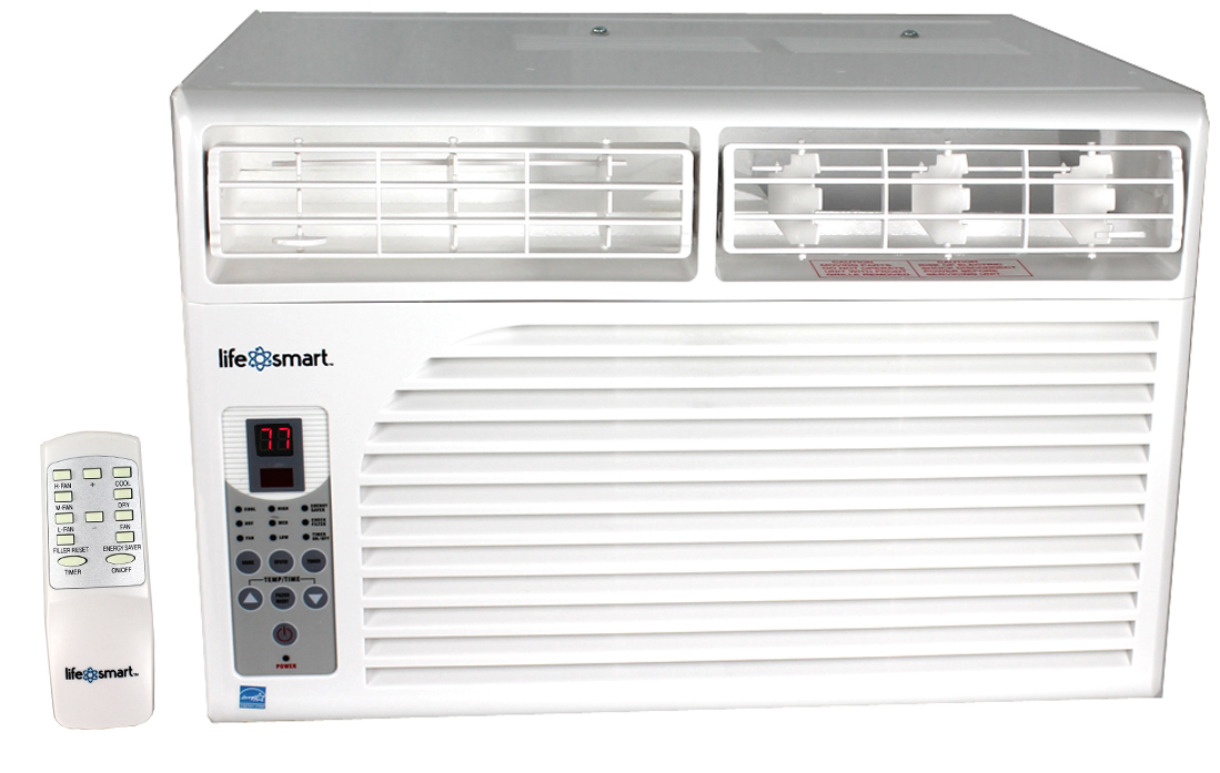 Lifesmart LS-WAC6R 6,000 Btu Window Air Conditioner