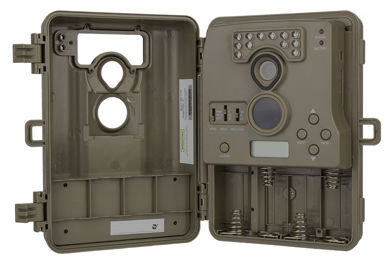 MCG-12589-A5�Moultrie A5 Game Spy Low-Glow Infrared Digital Trail Camera (5 MP)