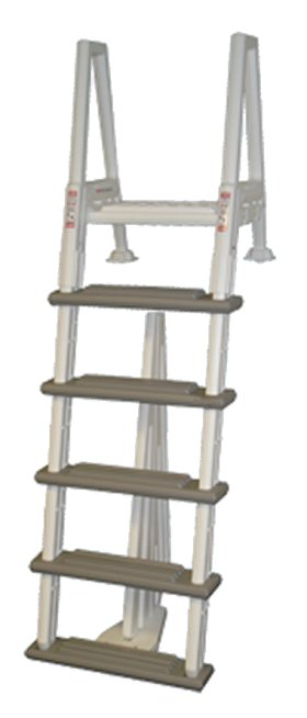Confer 6000B Above-Ground Pool Ladder | 6000B