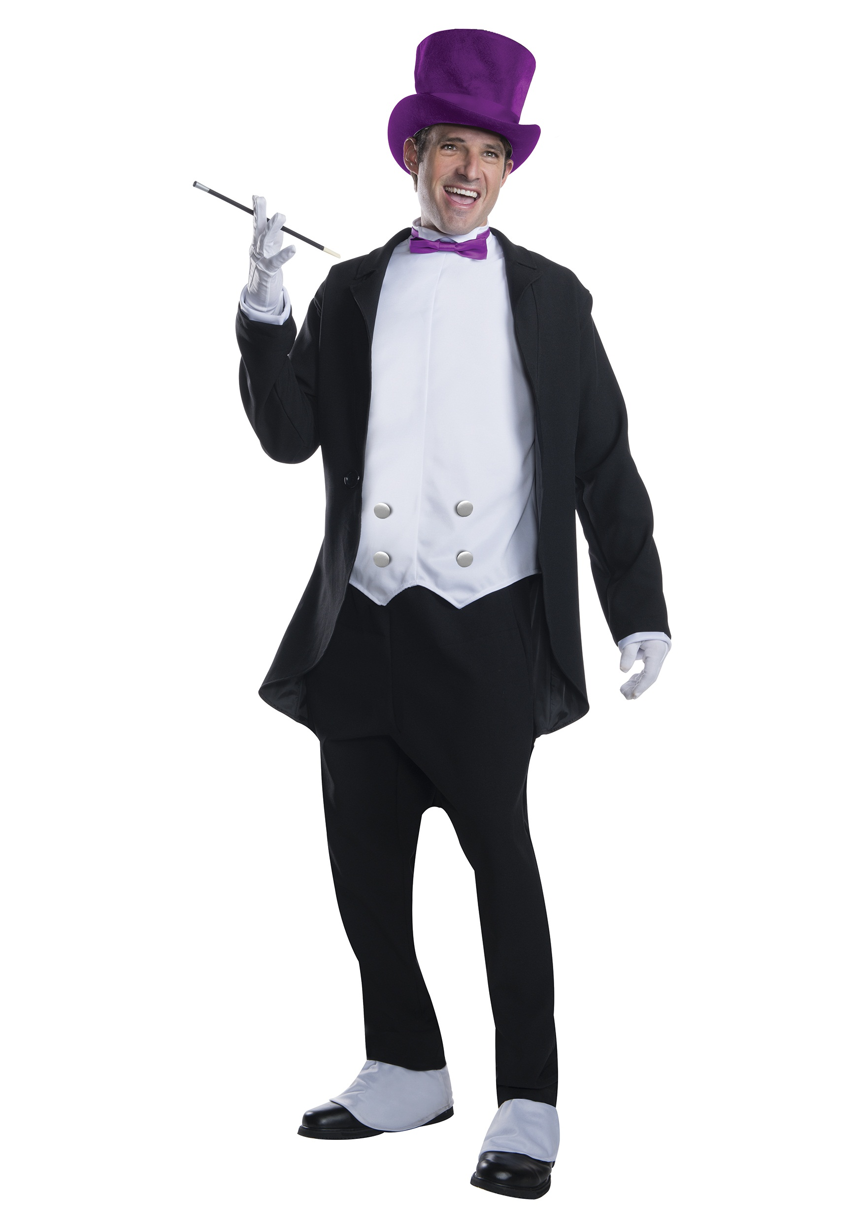 Batman Grand Heritage Penguin Classic Adult Costume - Standard | 56322