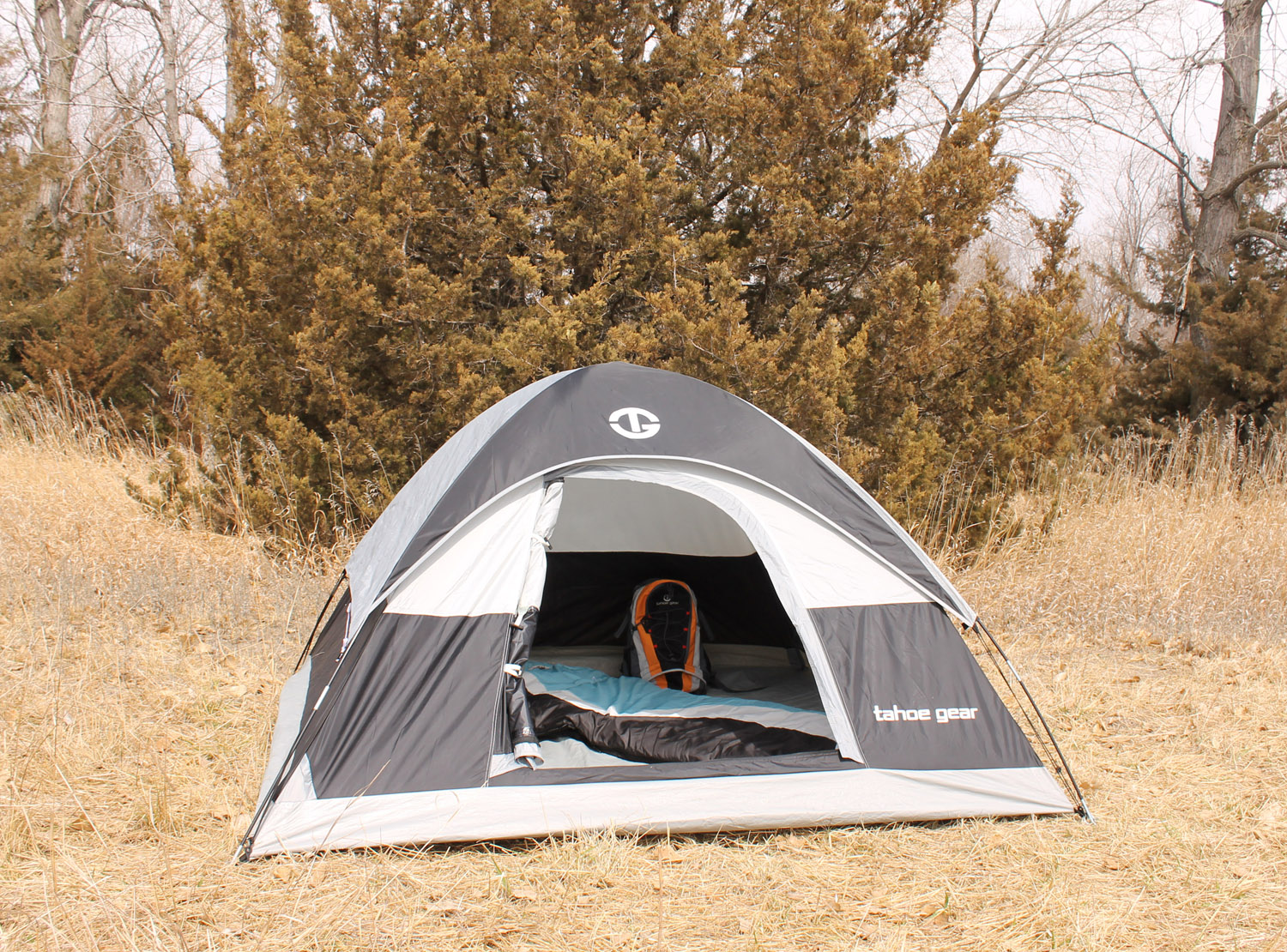 Tahoe Gear Powell 3-Person Tent