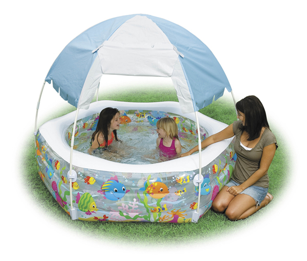 57493E�Intex Ocean Reef Inflatable Pool (Pair)