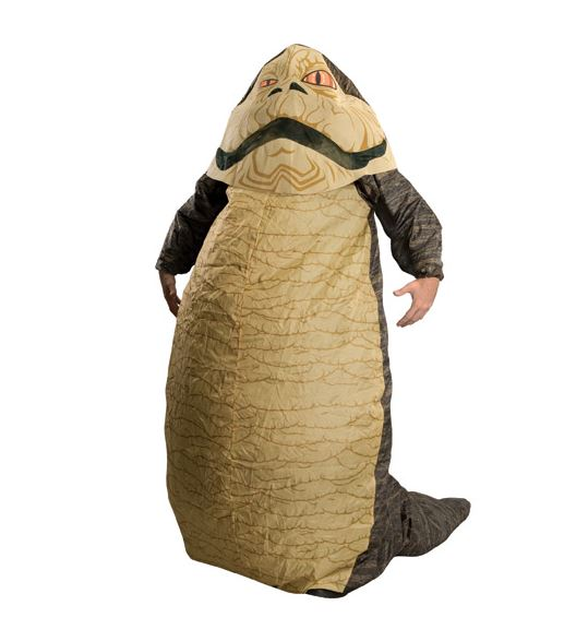 Star Wars Jabba the Hutt Adult Inflatable Costume | 888746