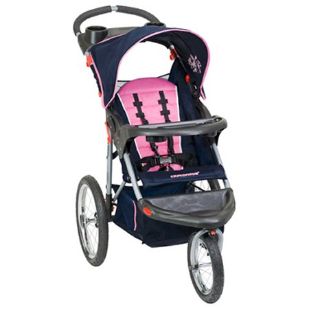 JG94504 + CS41504�Baby Trend Expedition Swivel Jogging Stroller Travel System - Hanna