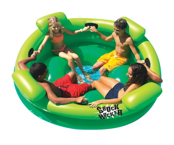 Swimline Shock Rocker Kids Inflatable Float | 9056