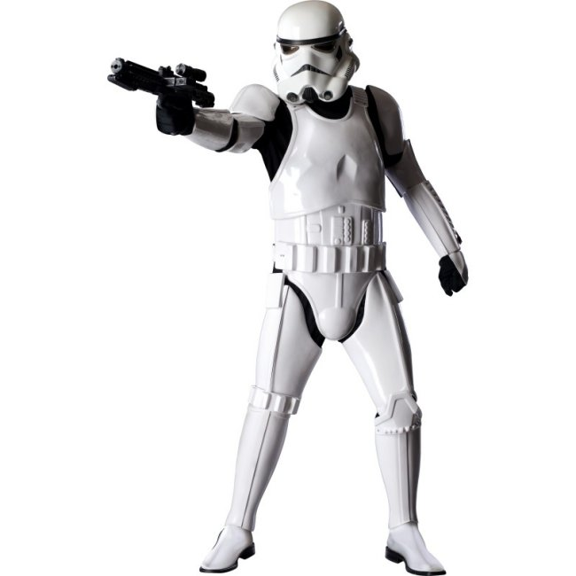 Star Wars Supreme Edition Adult Stormtrooper Costume - X-Large | 909866