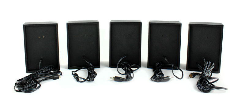 VM-VMHS511�VM Audio 5.1 Multimedia Surround Sound System | VMHS511