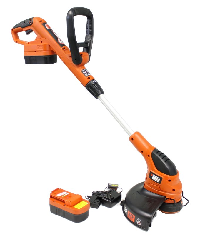 Black & Decker 12-Inch Electric Trimmer/Edger (Refurbished) | NST2118