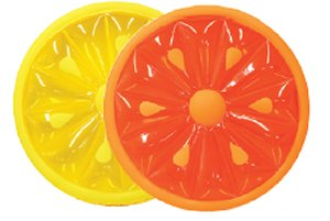 Swimming Pool Fruit Slice Float Fun Island Lime Lemon Orange