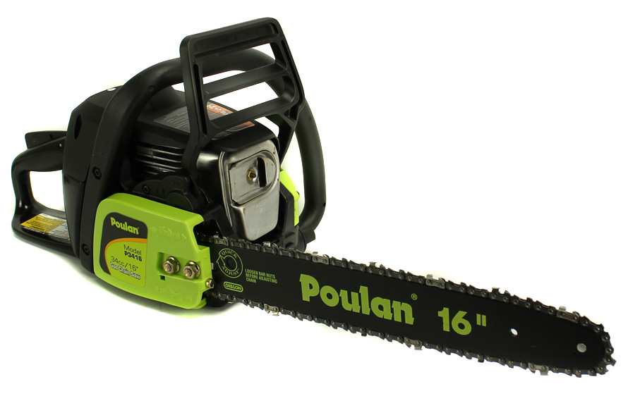 "Poulan PP3416 16"" 34cc Gas Chainsaw (Refurbished)"