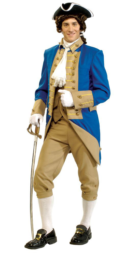 George Washington Grand Heritage Adult Costume - Standard