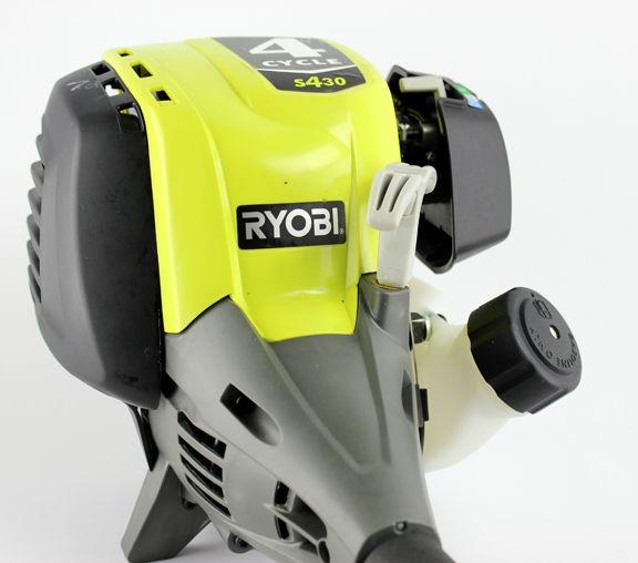 RY34440-RB�Ryobi 30cc 4-Cycle Gas String Trimmer (Refurbished) | RY34440