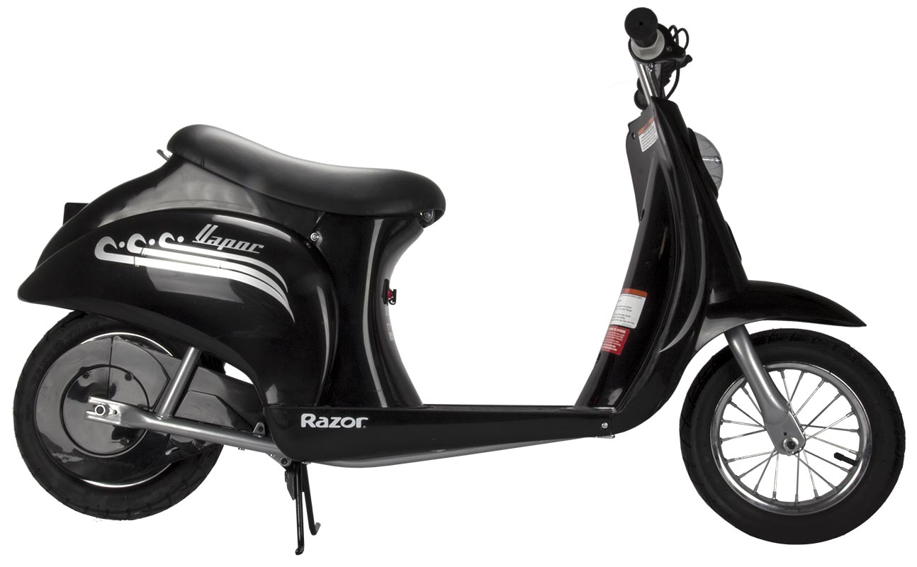 Razor Pocket Mod Vapor Electric Scooter - Black