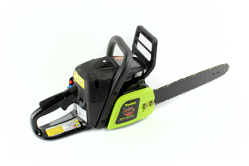 Poulan P3314 14-Inch 33cc Gas Chainsaw (Refurbished)