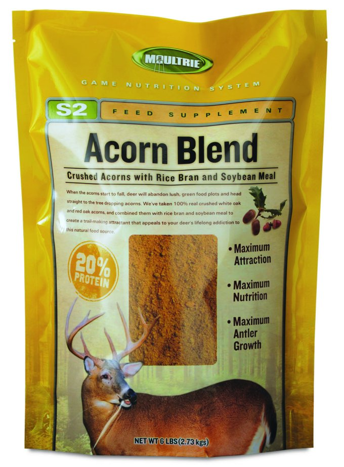 4 x MFH-S2�Moultrie Feed MFH-S2 Acorn Blend Deer Supplement (4 Pack)