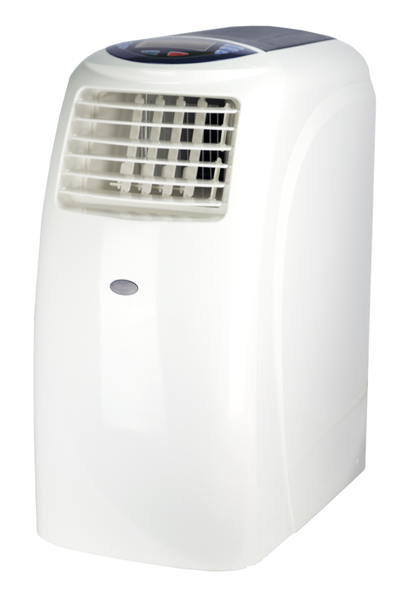 Soleus Air 12,000 BTU Portable Electric Air Conditioner, Dehumidifier & Heater (Refurbished)