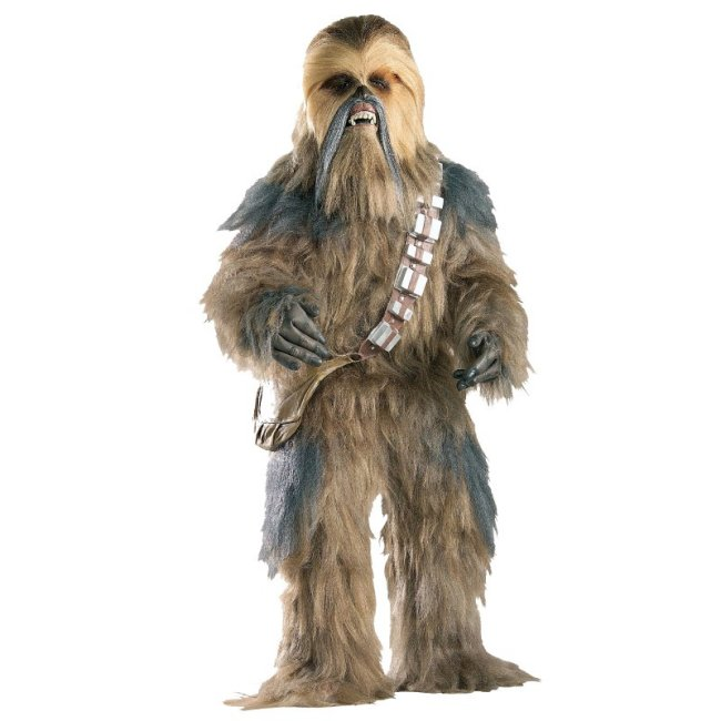 Star Wars Supreme Edition Adult Chewbacca Costume - X-Large | 909878