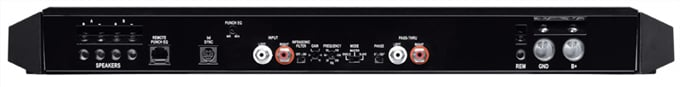 T2500-1BDCP�Rockford Fosgate T2500-1BDCP 2500 Watt Mono-Block Car Audio Amplifier