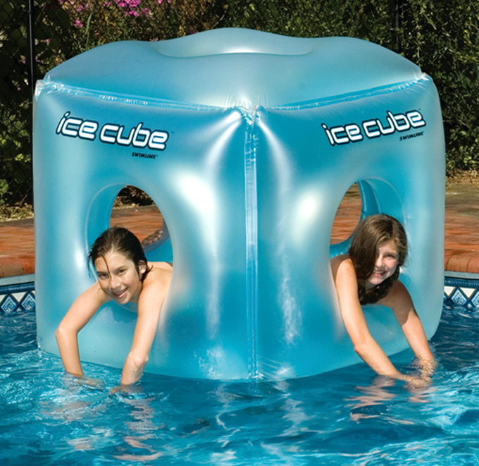 Swimline Inflatable Ice Cube Habitat | 9073