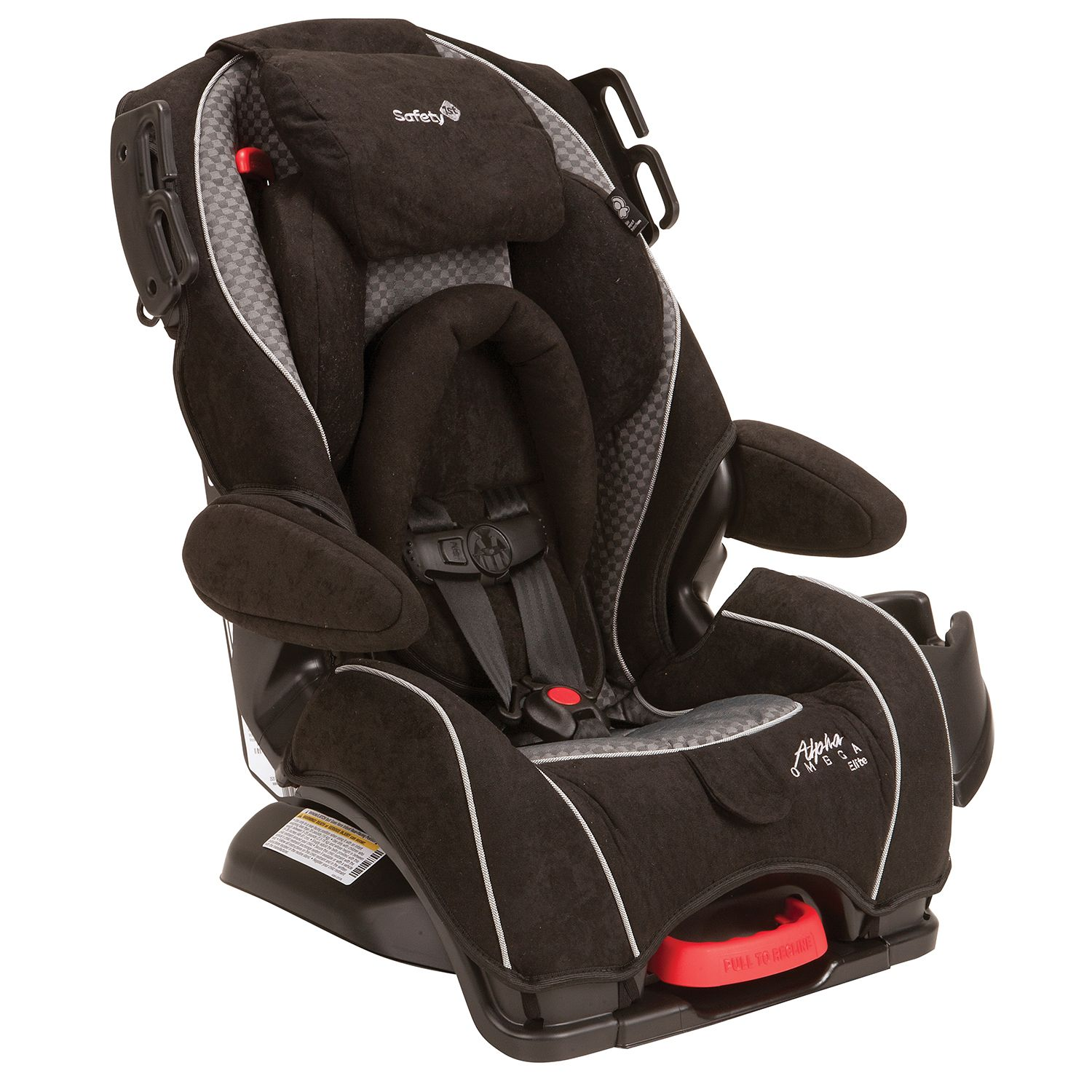 Safety 1st Alpha Omega Elite Convertible Car Seat, Cumberland