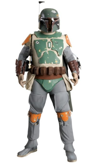 Star Wars Supreme Adult Boba Fett Costume - Standard | 909863