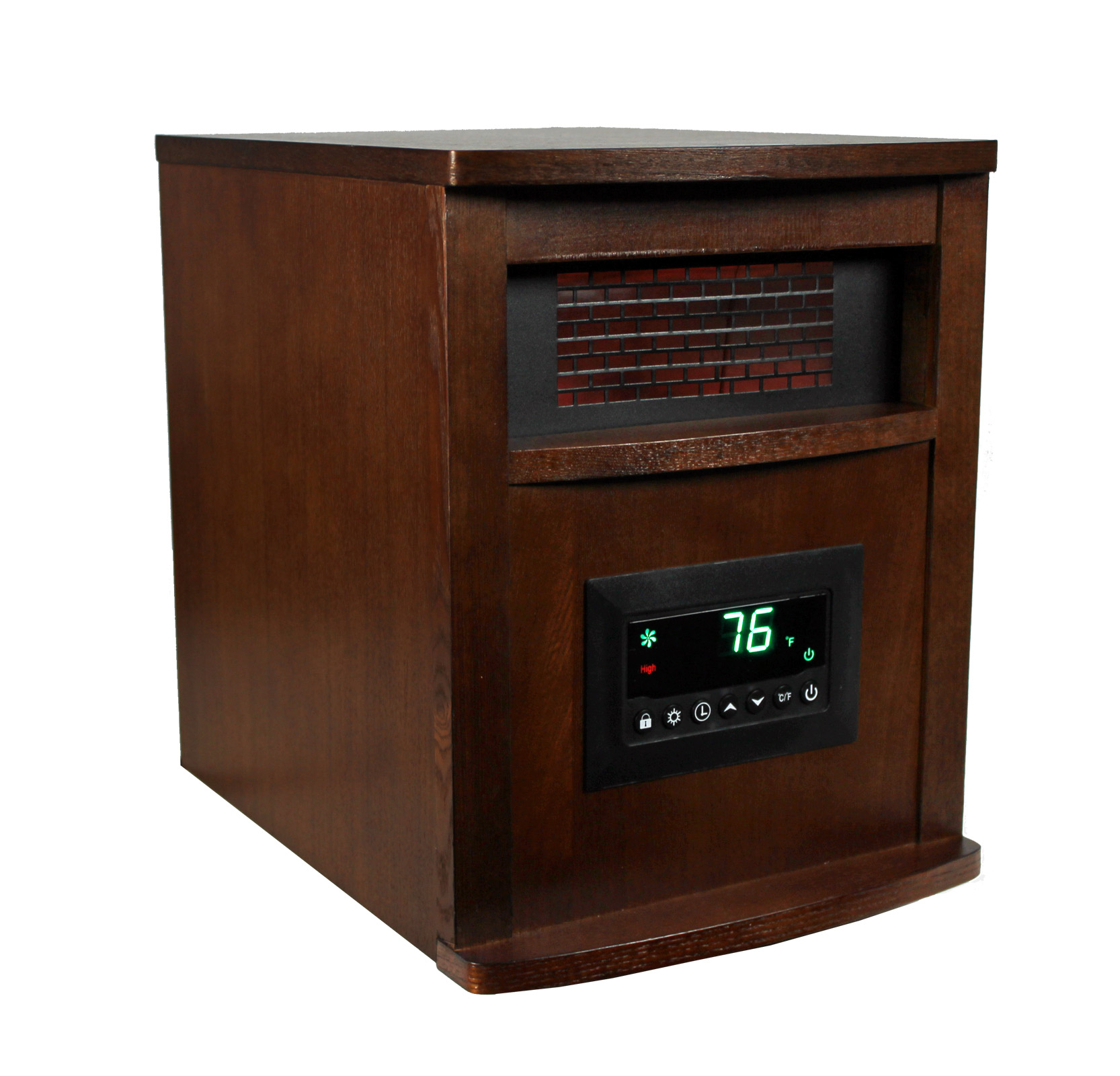 LS-1000HH�LifeSmart LifePro 1,500W Infrared Quartz Portable Heater | LS-1000HH