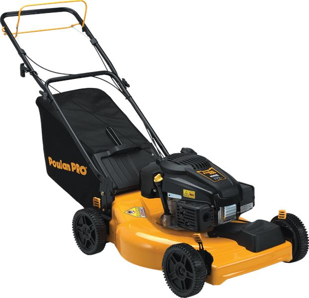 Poulan Pro PR625Y22MB 22-Inch Gas Powered 2-In-1 Push Lawn Mower