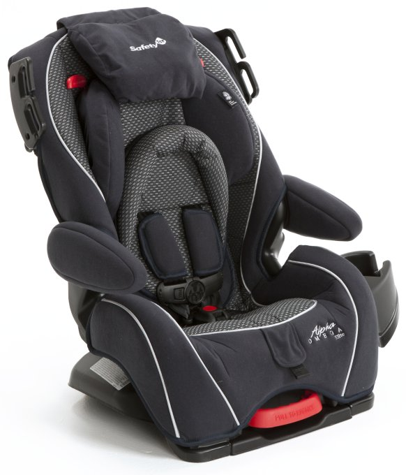 Safety 1st Alpha Omega Elite Convertible 3-in-1 Baby Seat - Bromley