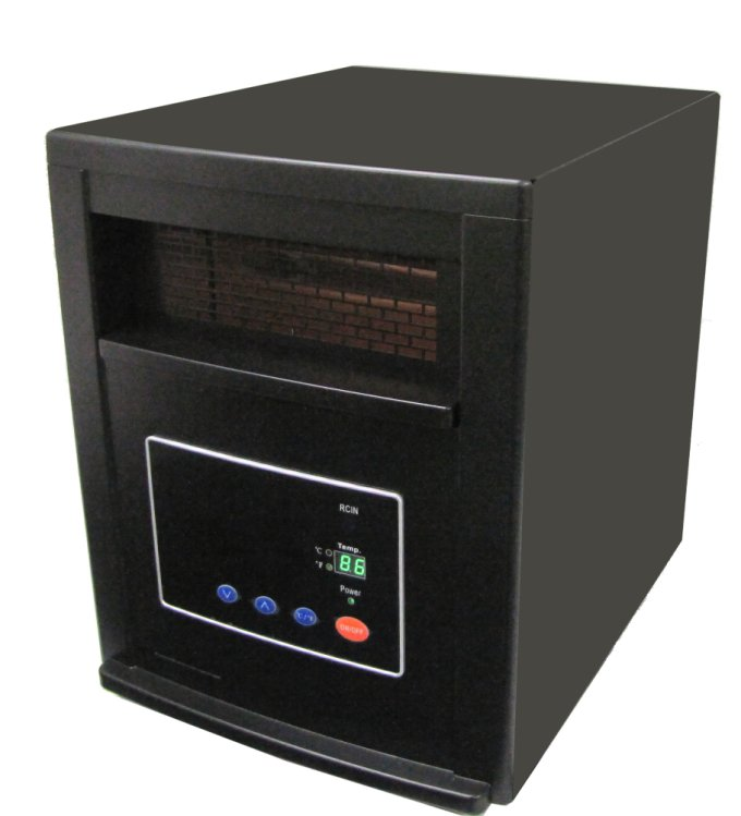 LS-HPTC15PB�LifeSmart Renew Infrared Quartz Heater LS1500-4 1500W