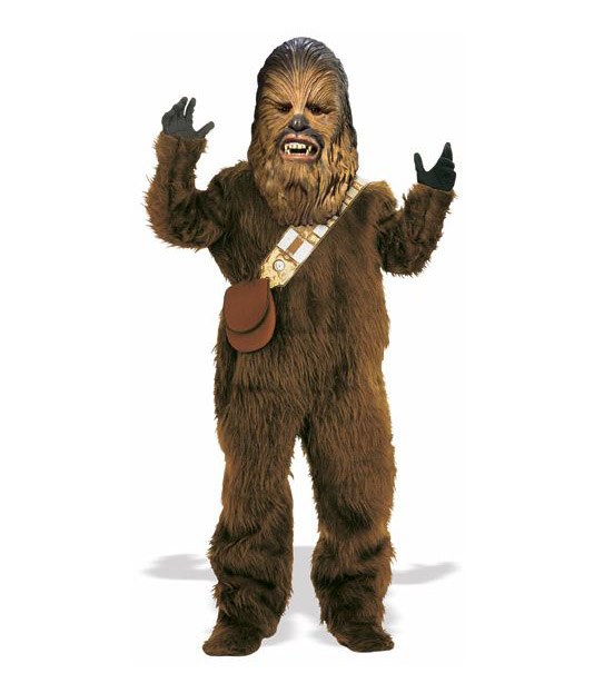 Rubies Star Wars Supreme Edition X-Large Adult Chewbacca Costume