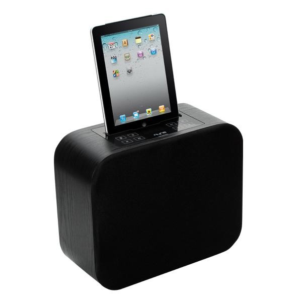 Nyne NH-6000 30-Pin Home Audio iPad/iPhone Dock Station plus Wireless Bluetooth Speaker
