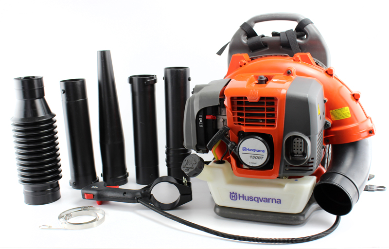 Husqvarna 150BT 50.2CC Gas Leaf Backpack Blower