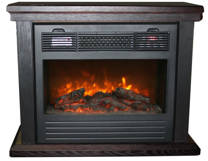 584307�LifeSmart Dynamic Infrared Fireplace Heater