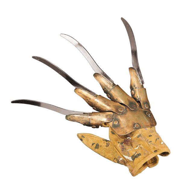 Supreme Freddy Krueger Metal Glove Replica | 2446