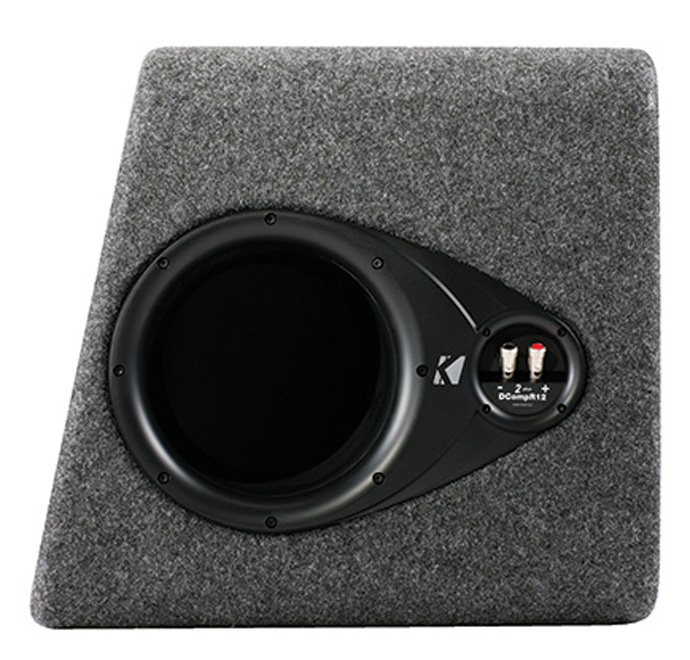 40DCWR122�Kicker DCWR122 12-Inch 3200W Loaded Subwoofer - 2 Ohm