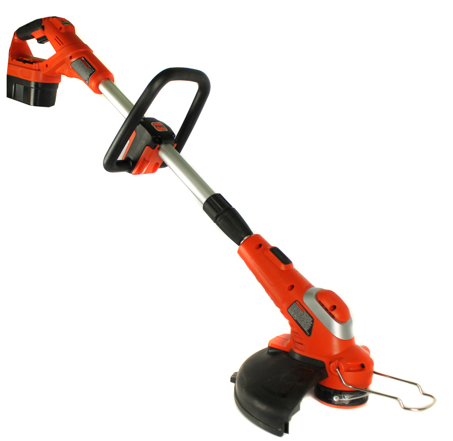 Black & Decker NST1024 Cordless 12-Inch 24V Electric Trimmer/Edger