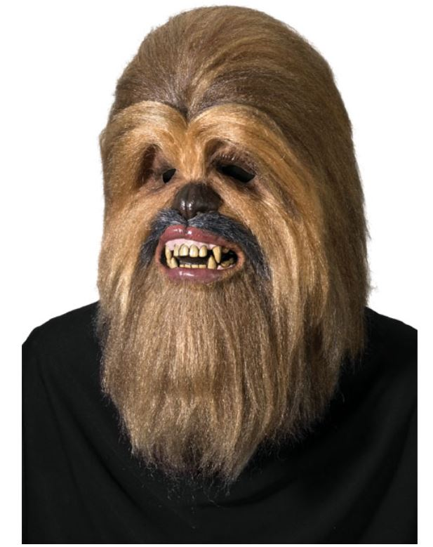 Supreme Chewbacca Latex and Fur Mask | 4195