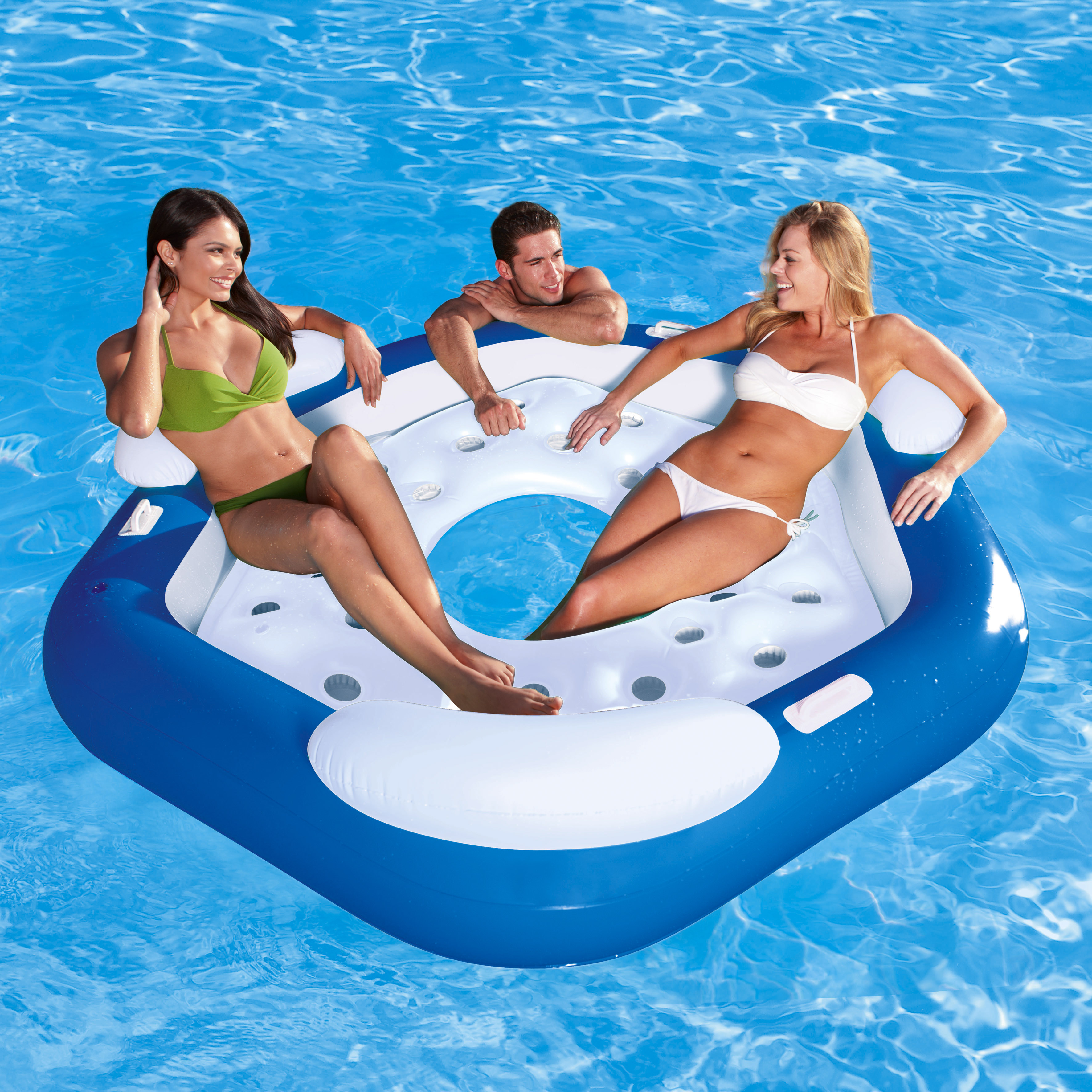 Bestway 3-Person Floating Island | 43111E