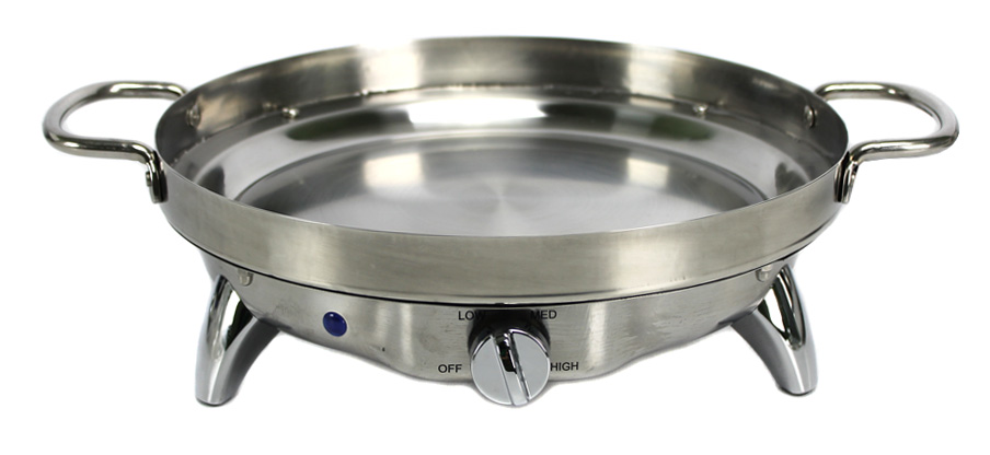 CKSTBSCDR65�Oster Stainless Steel Chafing Dish 6.5 Qt Electric | CKSTBSCDR65