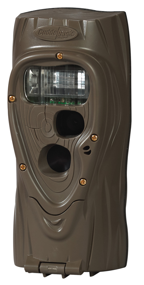 ATTACK-1149 + CUDDESAFE-ATTACK-3112�Cuddeback Attack 1149 5 MP Day & Night Photo Trail Game Camera + CuddeSafe Security Box
