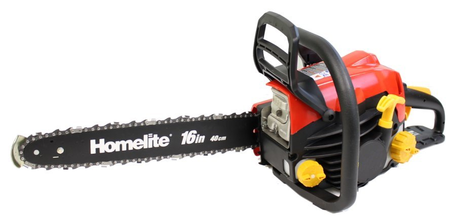 UT10568�Homelite ZR10560 16-Inch Gas 38cc Chain Saw Chainsaw (Refurbished)