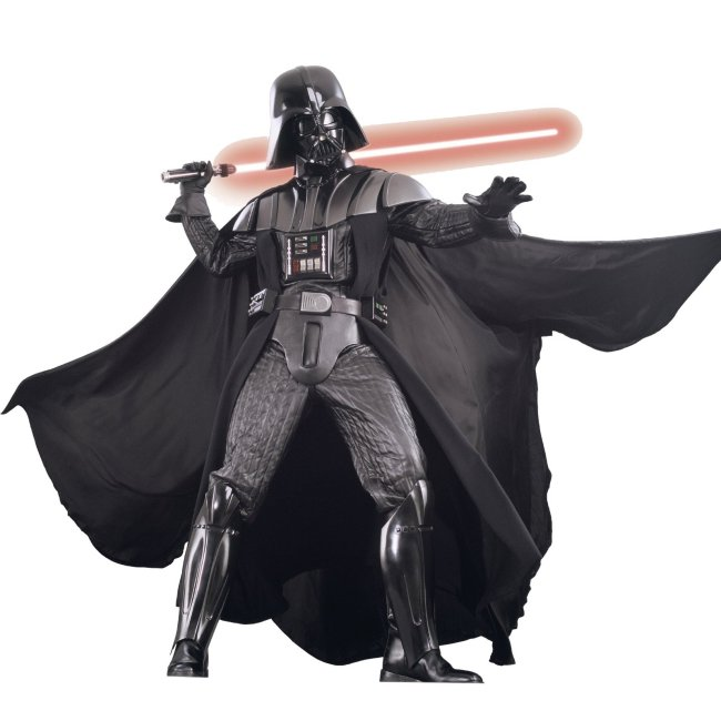 Star Wars Supreme Adult Darth Vader Costume - XL | 909877