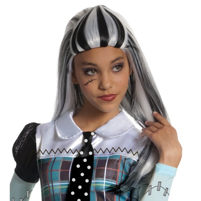 Monster High Frankie Stein Hair Wig