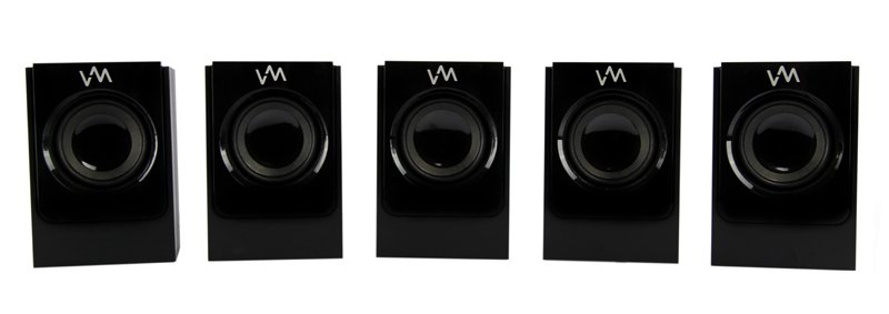 VM-EXMS520T�VM Audio 5.1 Home Multimedia Surround Sound System | EXMS520T